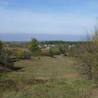 Неделковская гора, яр, Саврань