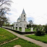 Православный храм в Сарата., Сарата