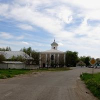 "Молитвенный дом ЕХБ и ""пятячек"" в Сарата., Сарата"