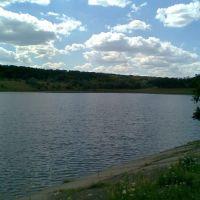 Вид на озеро, Тарутино
