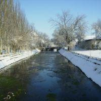 Фонтанка зима, Татарбунары