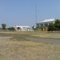 Школа (вид з заду), Фрунзовка