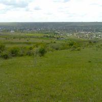 містечко вдалечині, Фрунзовка