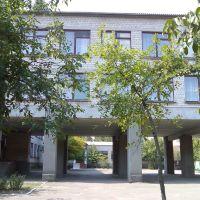 Школа №1, Фрунзовка