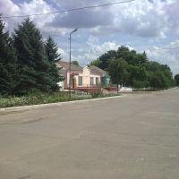 Центральна Площа, Фрунзовка