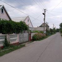 Вул. Садова, Фрунзовка