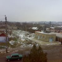 вид с больницы, Ширяево