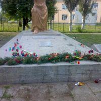 памятник, Ширяево