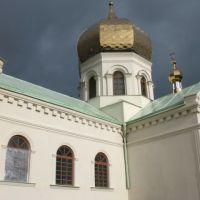 Центральный купол Храма Михаила Архангела, Ширяево