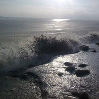 зимнее море, Южный