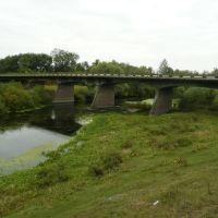 Міст через Ворсклу у Біликах, Белики