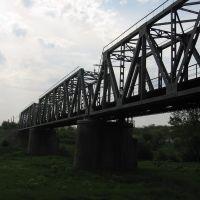 ЖД мост, Белики