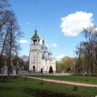 Храм весною, Гадяч