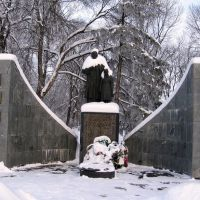 Памятник ВОВ 1941-945 (2011), Гадяч