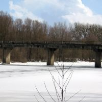 Старый мост, Гадяч