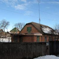 Дом на ул.Яровой, Гадяч