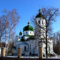Свято-Михайловская церковь в Глобино., Глобино