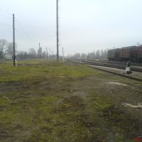 ЖД Станція, Глобино