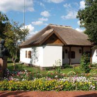 Музей Гоголя. Флигель, Гоголево