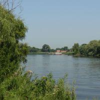 Вид на човнову станцію, Градижск