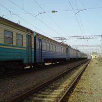 Электропоезд, Гребенка