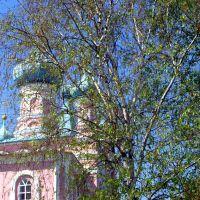 Церковь, Гребенка