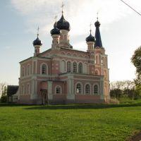 Церква, Гребенка