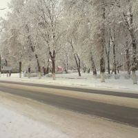 Зима, Диканька