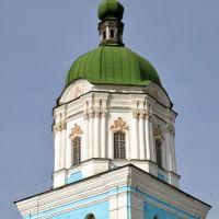 Диканька. Троицкая церковь, Диканька