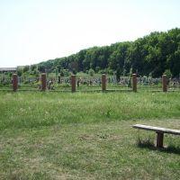 cemetery near Trinity Church, Диканька