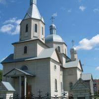 Храм Рождества Христова г.Зеньков, Зеньков