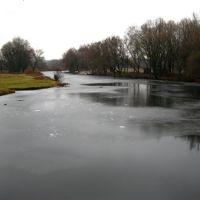 2011. Зіньків. Річка Ташань, Зеньков
