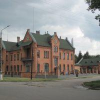 Маєток Возжвиженського, Зеньков