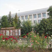 Будинок адміністрації, Зеньков