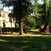 Во дворе, Карловка
