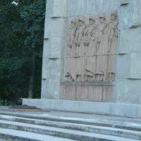 Мемориал карловчанам, погибшим во время В.О.В., Карловка
