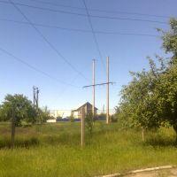 ПС 110/35/10 кВ Карловка. Заход ВЛ 35 кВ., Карловка