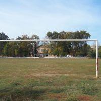 Школьный стадион, Карловка