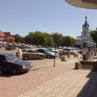 Базарная площадь, Кобеляки