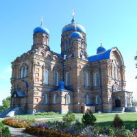 Козельщинський монастир, Козельщина