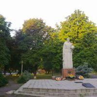 Памятник загиблим воїнам, Козельщина