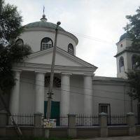 Троїцька церква 1812 року, Котельва