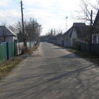 ул.Комсомольская, Котельва