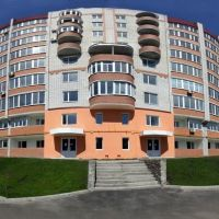 Building. Apr 2006, Кременчуг