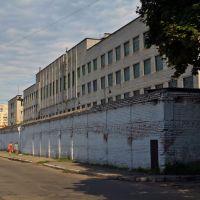 Кременчугская воспитательная колония (для несовершеннолетних), Кременчуг