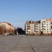 Площадь, Кременчуг