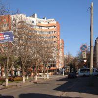 Октябрьская улица, Кременчуг