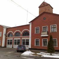 Fire-house, Лубны