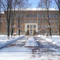 Школа №1, Лубны