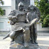 Памятник, Лубны